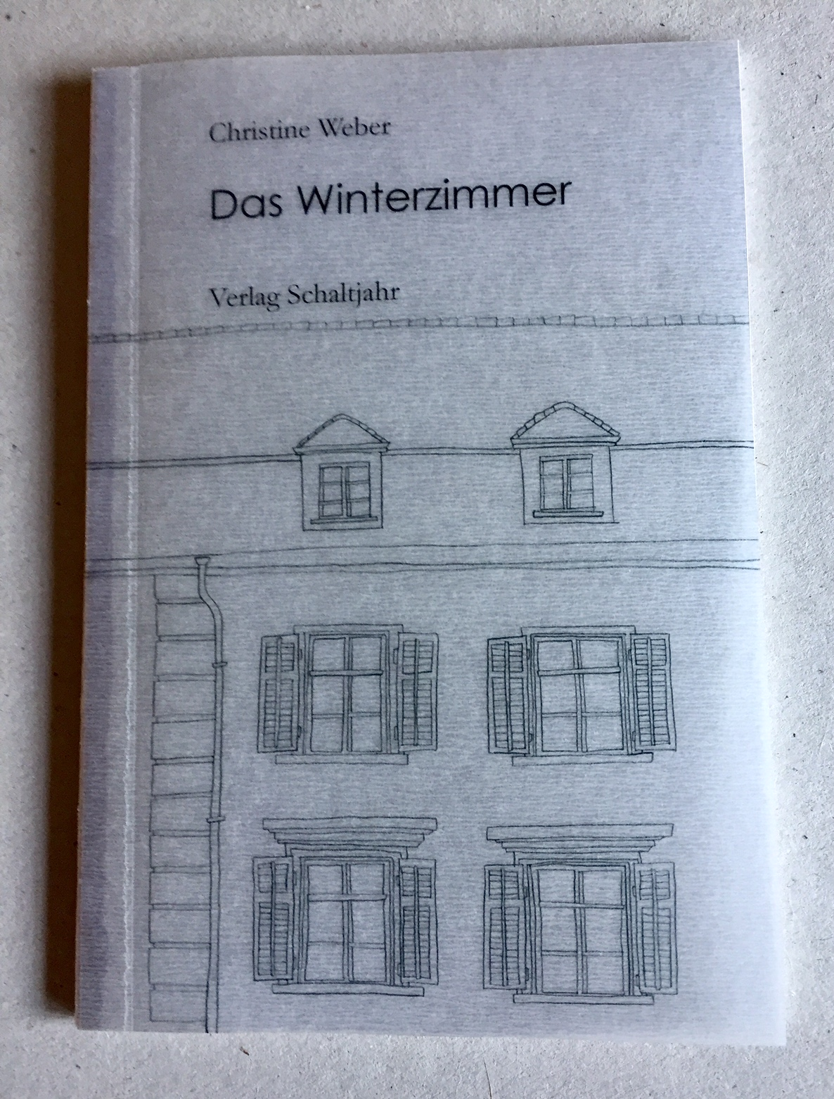 Cover Winterzimmer